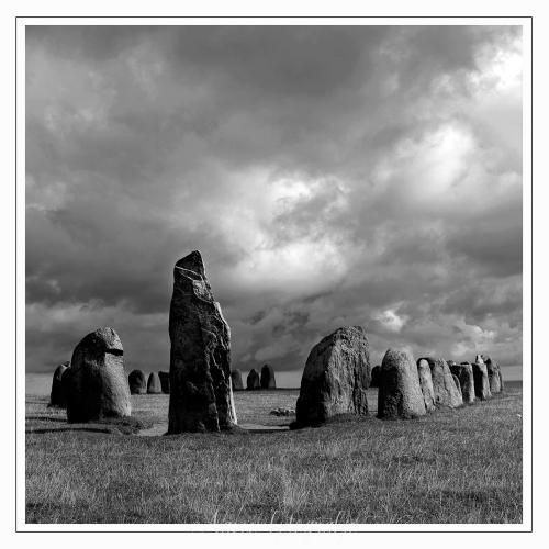 Ancient stones, Sweden